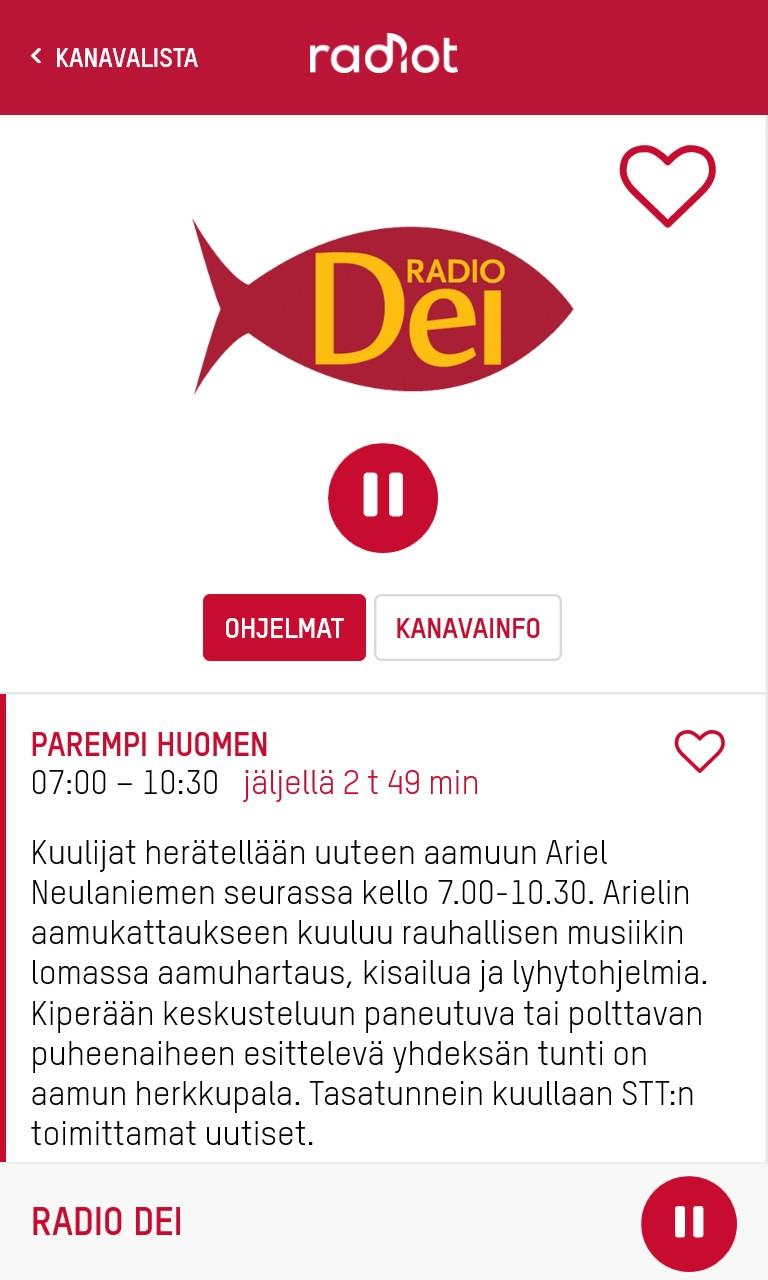 Radio Dein Ohjelmat