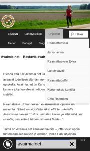 avaimia_valikko