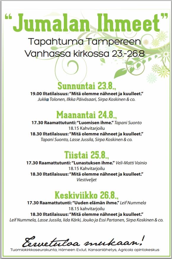 2015-Tampereaktio